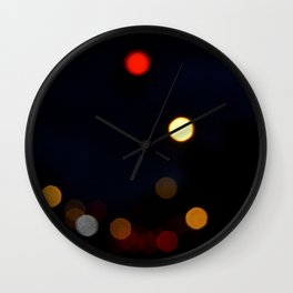 Intro Wall Clock