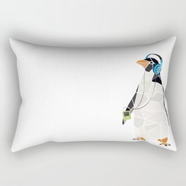AnyMols_Penguin Rectangular Pillow