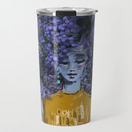 California Lilac Travel Mug