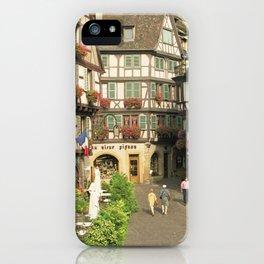 Alsace - Colmar iPhone Case