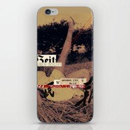 ZEIT // retronic iPhone Skin