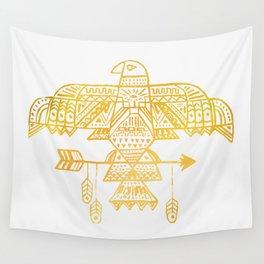 Hawk Eye Wall Tapestry