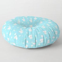 Baby Teddy Puppy Dogs Floor Pillow
