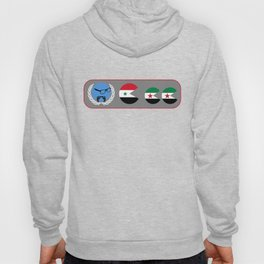 United Nations is watching Syria Hoody