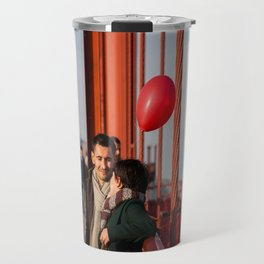 Balloon Love Travel Mug