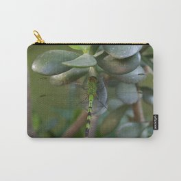 Greeny Firefly  Carry-All Pouch