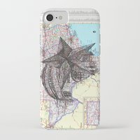 texas iPhone & iPod Cases featuring Texas by Ursula Rodgers