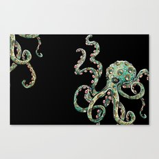 Octopodes Canvas Print