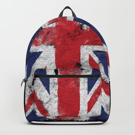 Grunge England Backpack