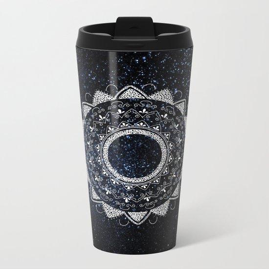 sea of stars Metal Travel Mug