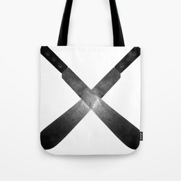 Cross Machete Tote Bag
