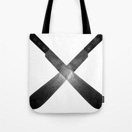 Cross Machete Tote Bag