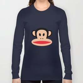 Julius Monkey by Paul Frank - Pink Long Sleeve T-shirt