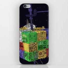 Computronium iPhone Skin