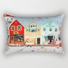 The Singing Bakers Rectangular Pillow