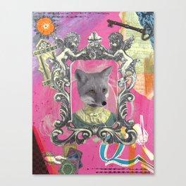 """Victoria """"Vix"""" Swift Canvas Print"""