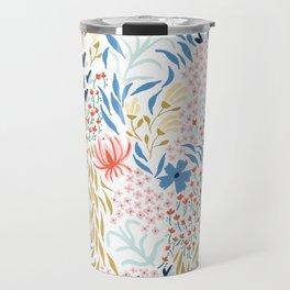 Flower Picking - Transparent Travel Mug