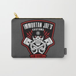 Immortan Joe's Customs Carry-All Pouch
