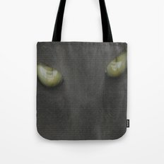 walls have eyes Tote Bag