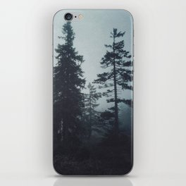 Leave In Silence iPhone Skin