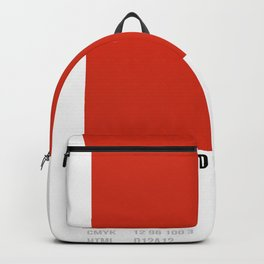 GET RICH RED Backpack
