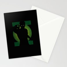 SuperHeroes Shadows : Green Lantern Stationery Cards