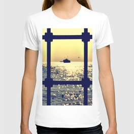istanbul from behind the bars T-shirt