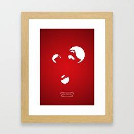 R...... .....S Framed Art Print