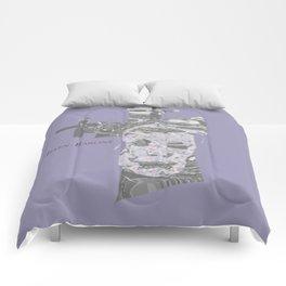 Chromed Cross 1 Comforters