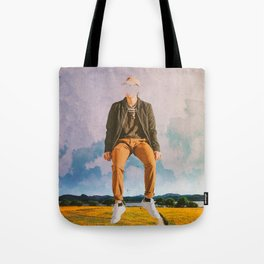 The Cloud Whisperer Tote Bag