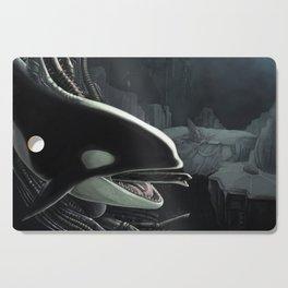 Whalien Cutting Board