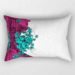 Within Rectangular Pillow