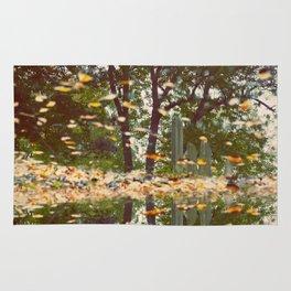 Grave Autumn Rug