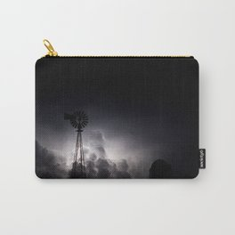 Midnight Thunder Carry-All Pouch