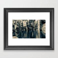 Wading Pool Framed Art Print