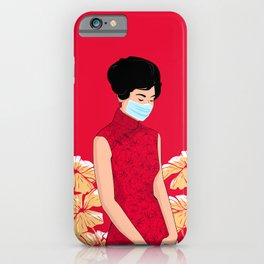 In the mood iPhone Case
