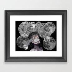 Bjork Framed Art Print