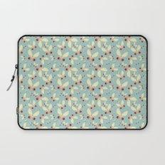 Sweet Butterflies Laptop Sleeve