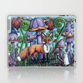 Fox Hollow Laptop & iPad Skin