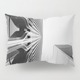 World Up Pillow Sham