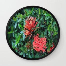 Sunstruck Wall Clock