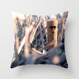 Mission to KILL Throw Pillow