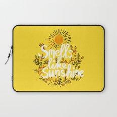 Smells Like Sunshine Laptop Sleeve