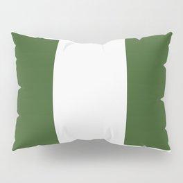 nigeria flag Pillow Sham