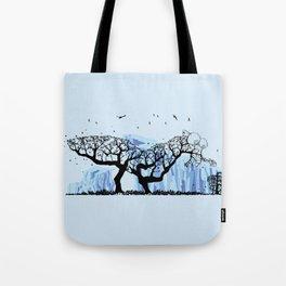Scrat Tree Tote Bag