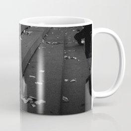 After The Race Coffee Mug