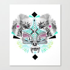 Undefined creature Canvas Print