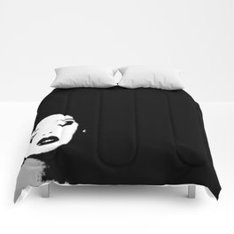Halftone Dream Comforters