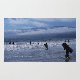 Santa Monica Surf Rug