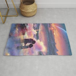 Kimi no na wa Your name Rug